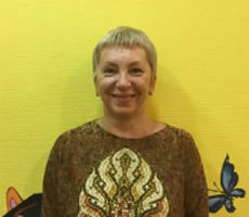 Елена Викторовна Бахарева